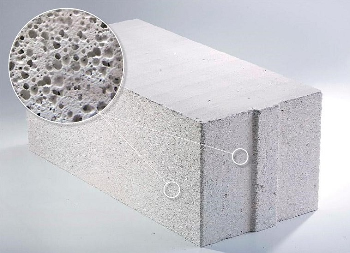 воздух бетоне